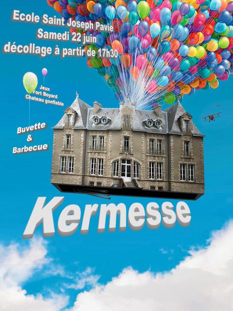 Pavie_Kermesse 2019 affiche